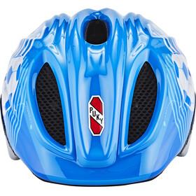 Puky PH 1-M/L Fahrradhelm blau Fußball